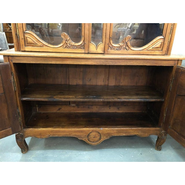 19th Century French Buffet Deux Corps For Sale In Atlanta - Image 6 of 9