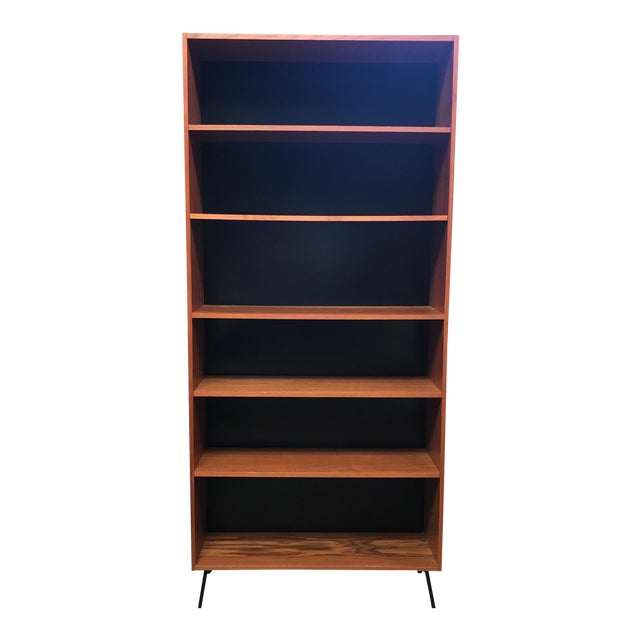 Danish Mid-Century Teak Bookcase - Image 2 of 8