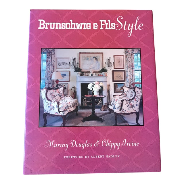Brunschwig & Fils Style Book For Sale