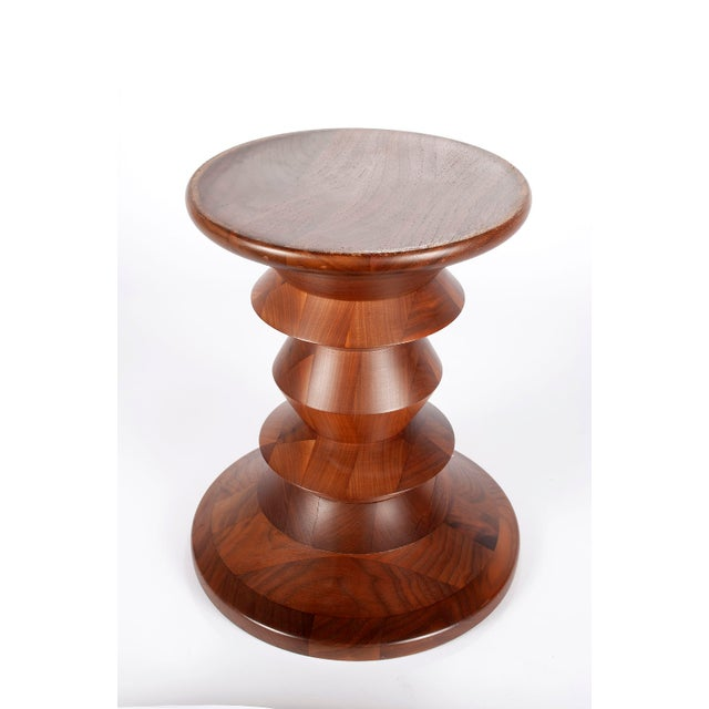 Mid-Century Modern Eames Time Life Stool For Sale - Image 3 of 4