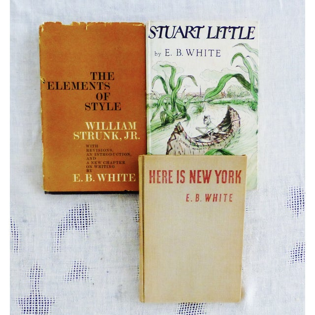 E.B. White Vintage Books - Set of 3 - Image 2 of 10
