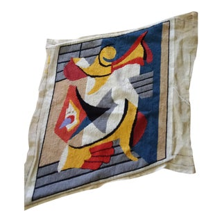 Mrs. Wally Strautin Tapestry For Sale