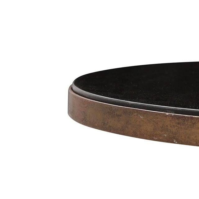Boho Chic Kay Tassel Side Table For Sale - Image 4 of 5