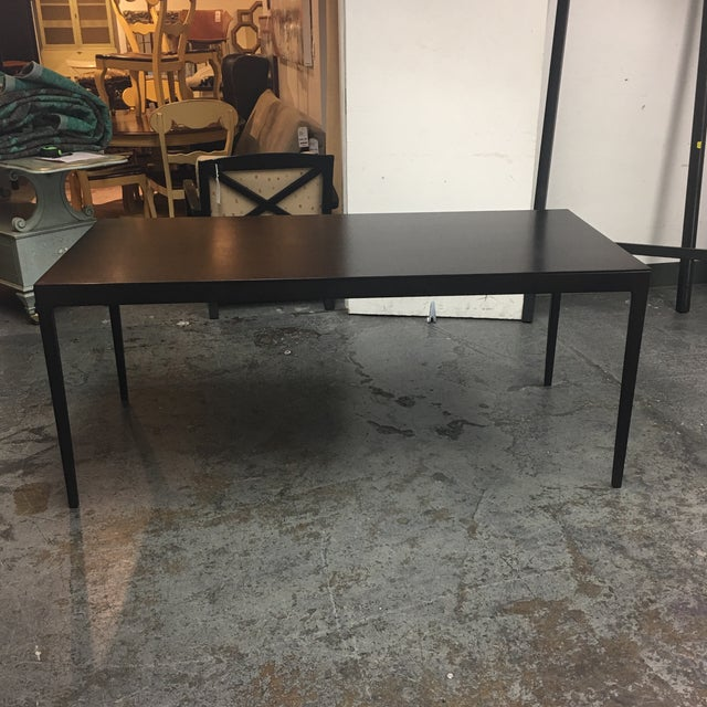 Design Within Reach Anna Dining Table Chairish