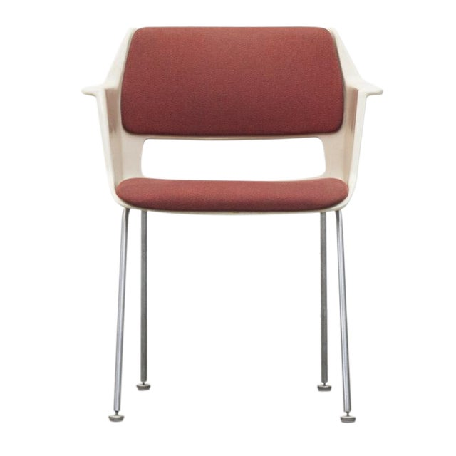 1970s A.R. Cordemeijer Gispen Chair - Image 1 of 10