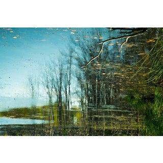 """""""Reflection 12"""" Landscape Color Photograph For Sale"""