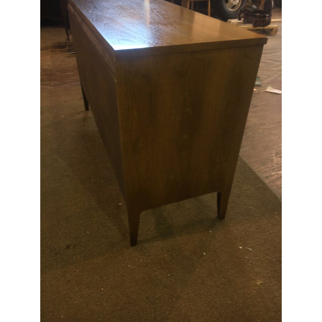 Mid Century Broyhill Premier Credenza Buffet For Sale - Image 7 of 10