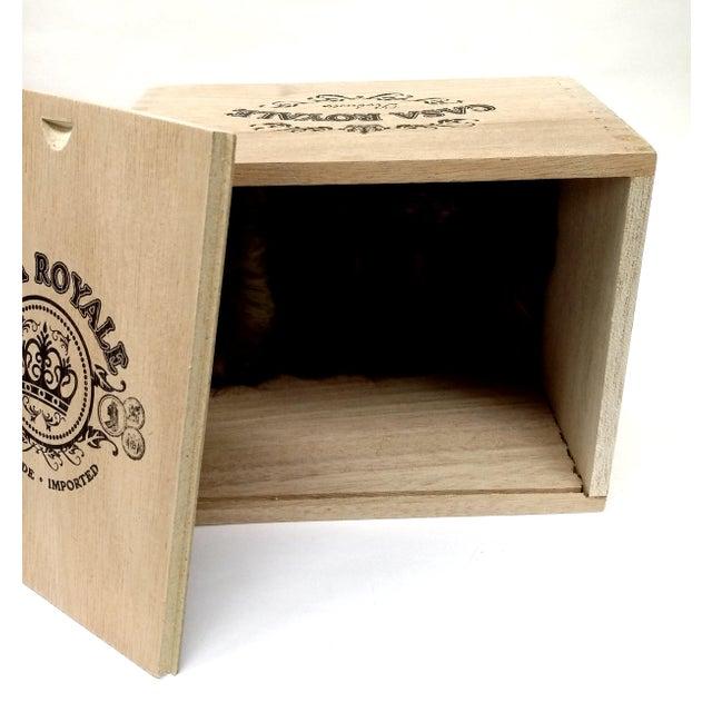 Vintage Cigar Jewelry Box - Image 10 of 10