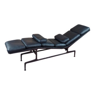 1960s Ray & Charles Eames for Herman Miller Billy Wilder Chaise Lounge For Sale