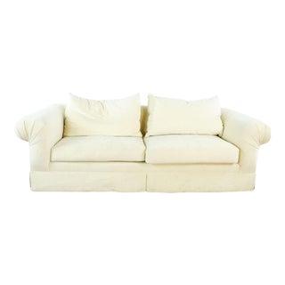 Modern Kreiss Upholstered Sofa For Sale