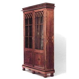 Austrian Neoclassical Style Bookcase Cabinet Preview
