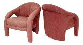 Image of Blush Lounge Chairs
