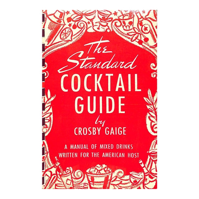 """The Standard Cocktail Guide"" Book - Image 1 of 6"