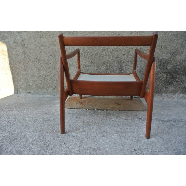 Oil Paint Easychair by Ole Wanshcer for John Stuart For Sale - Image 7 of 9