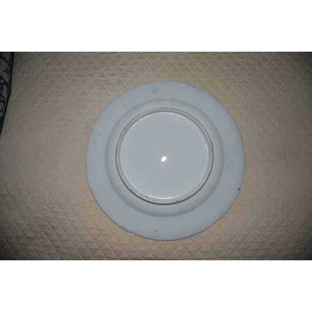 Antique English Ironstone Platters & Dishes - Set of 9 - Image 5 of 6