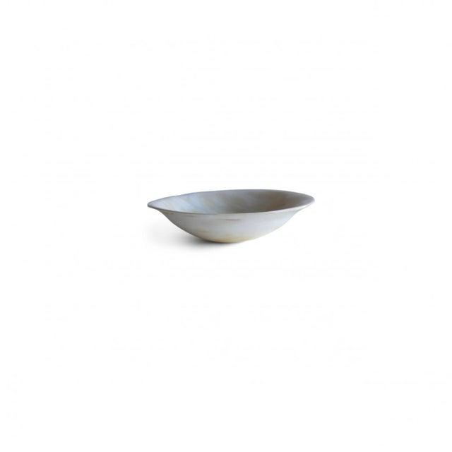 2010s Rimmed Horn Bowl For Sale - Image 5 of 5