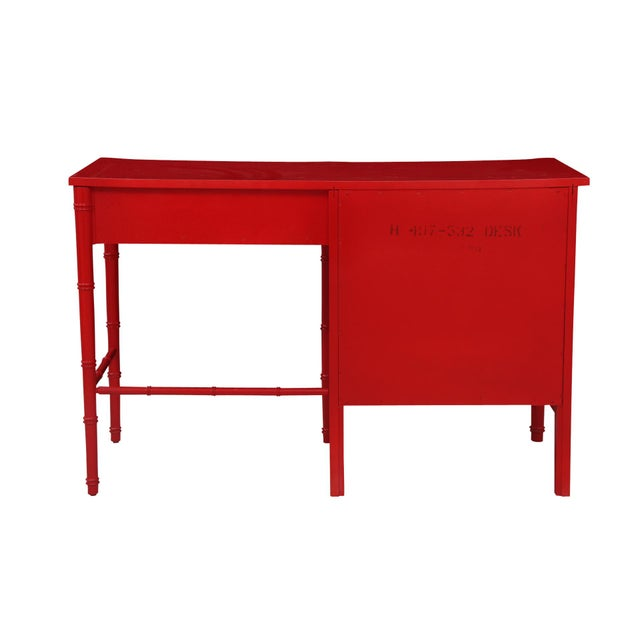 Henry Link Chinoiserie Desk & Chair - Image 6 of 6