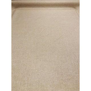 Kravet Linen Weave Multipurpose Fabric - 9 1/3 Yards For Sale