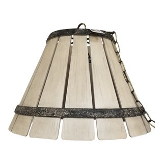 Chip Hanging Shade For Sale