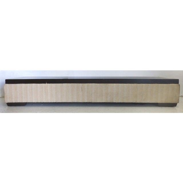 Modern Long Low Bench - Image 3 of 6