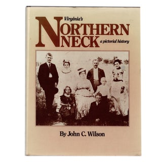"""1984 """"Virginia's Northern Neck"""" Coffee Table Book For Sale"""