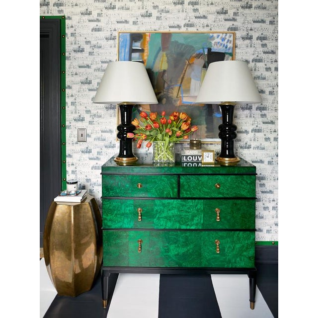 Century Furniture Malachite Consul Chest - Image 8 of 8