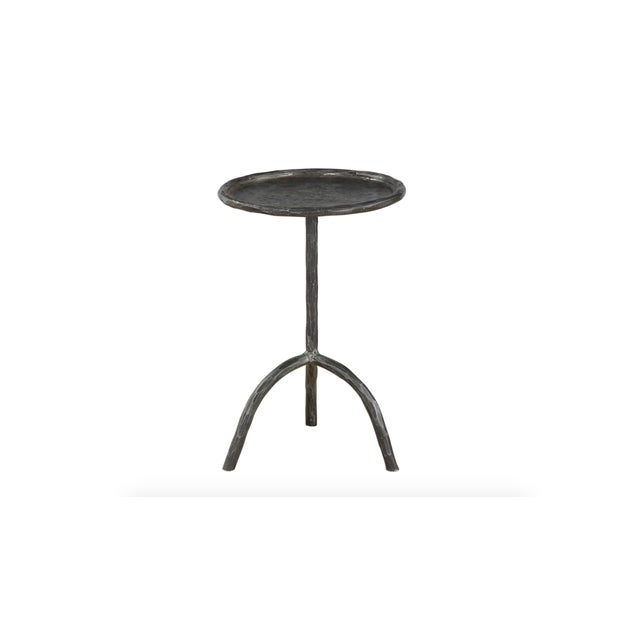 2010s Modern Béziau Side Table For Sale - Image 5 of 5