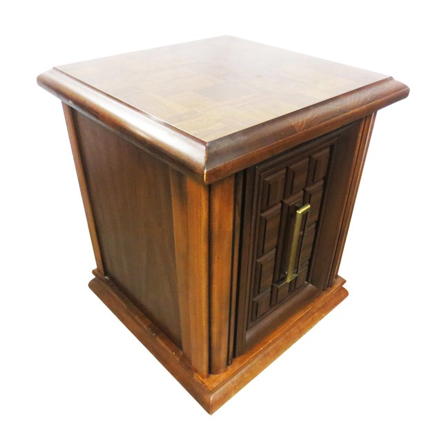 Mersman Side Tables or Nightstands - A Pair - Image 4 of 9