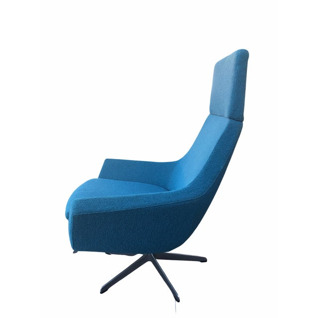"Modern Modern ""Happy"" Chair by Roger Persson for Mobelfakta For Sale - Image 3 of 6"