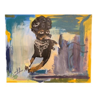 A. Ford Terrance Street Art Painting For Sale