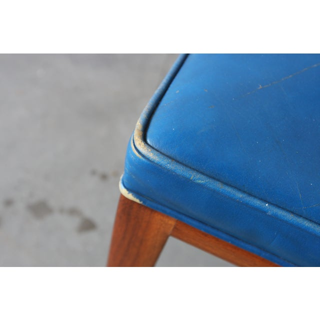 Monteverdi-Young Mid-Century Walnut Chair For Sale - Image 5 of 11