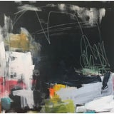 "Image of Sarah Trundle ""Westward Ho"" Contemporary Abstract Painting For Sale"