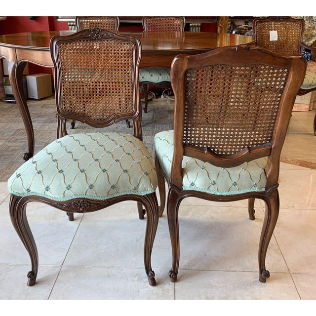 French Kindel Borghese Dining Set - 7 Pieces For Sale - Image 3 of 13