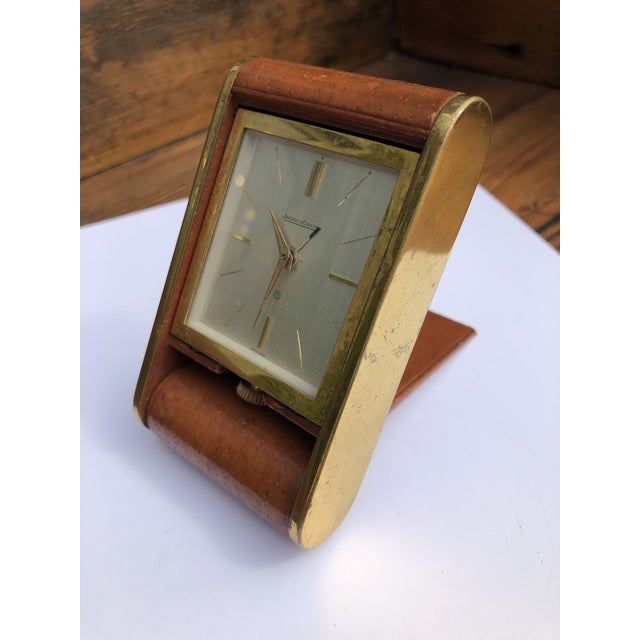 Jaeger-LeCoultre Travel Clock For Sale - Image 11 of 13