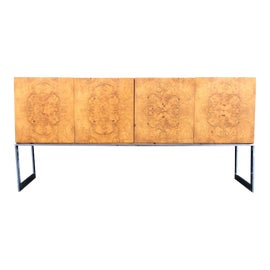 Image of Chrome Credenzas and Sideboards