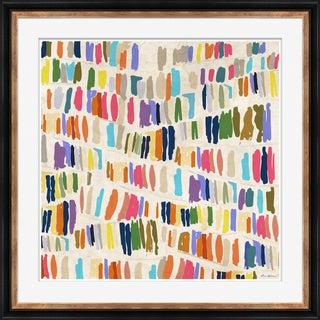 """Library, Multi"" By Dana Gibson, Framed Art Print For Sale"