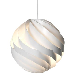 Large Louis Weisdorf 'Turbo' Pendant Lamp For Sale