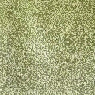 Virginia Kraft Kira Fabric, 3 Yards in Leaf For Sale