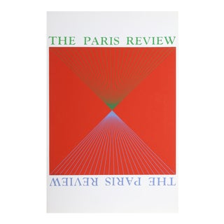 Paris Review, by Richard Anuszkiewicz