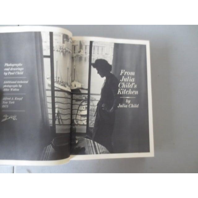 Julia Child's Kitchen, 1st Edition - Image 5 of 8