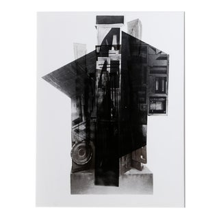 Facades 2 by Louise Nevelson For Sale