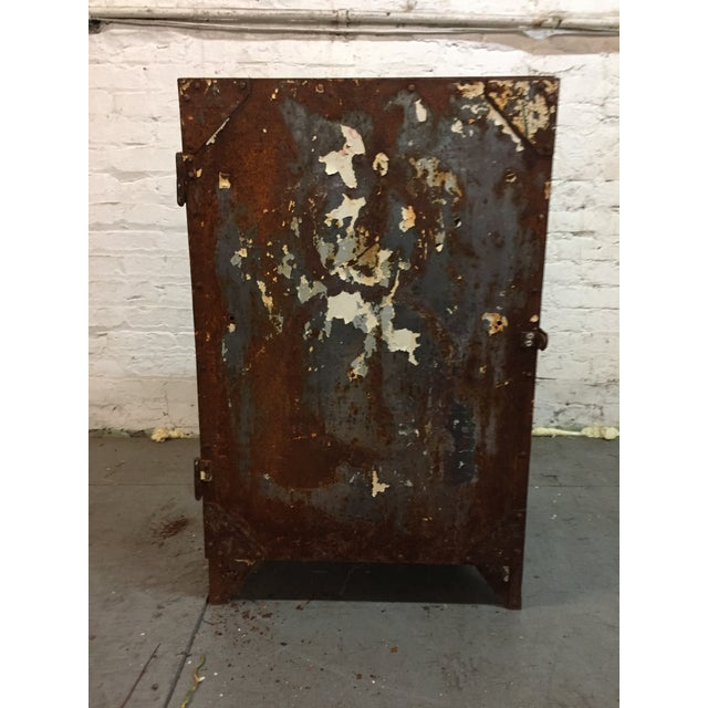 Iron cabinet For Sale In New York - Image 6 of 6
