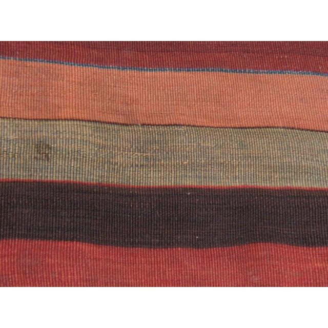 Textile Antique Anatolian Kilim, Grain Sack For Sale - Image 7 of 8