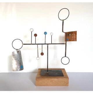20th Century Abstract Constructivist Sculpture Preview