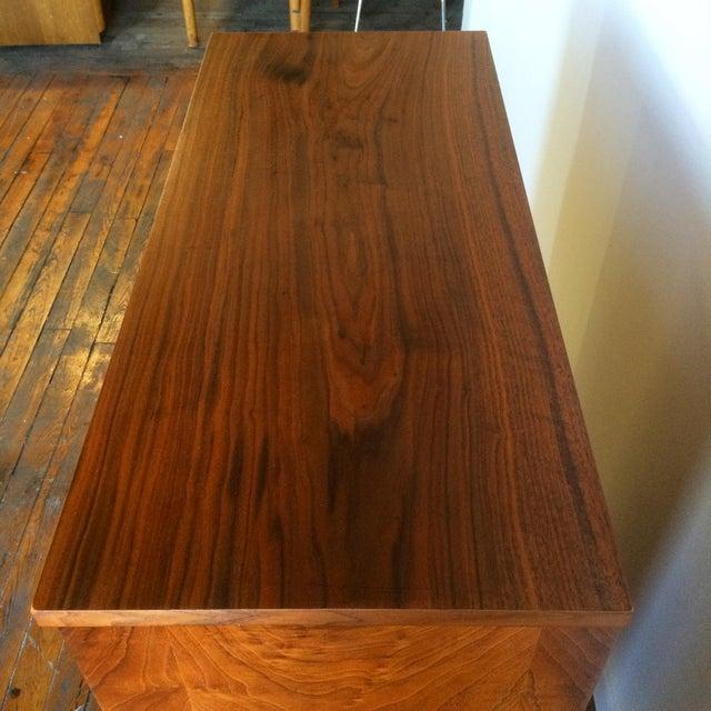 United Furniture Corporation United Furniture Diamond Highboy Dresser For Sale - Image 4 of 7