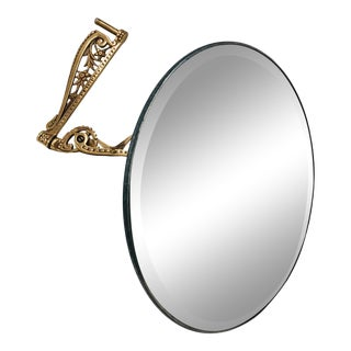 Antique Victorian Articulating Kato Mirror For Sale
