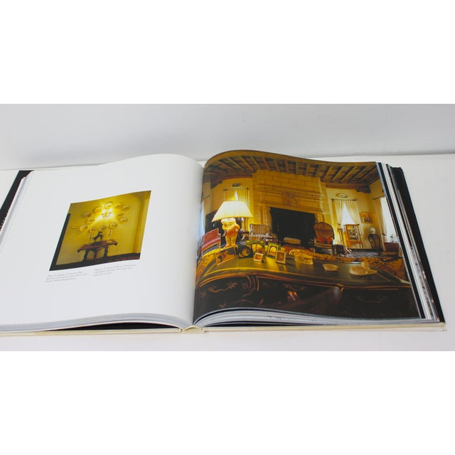"""Blue 1st Ed 1991 Rizzoli """"Palm Beach Houses"""" Coffee Table Book by Shirley Johnston For Sale - Image 8 of 13"""