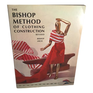 1966 The Bishop Method of Clothing Construction Book For Sale