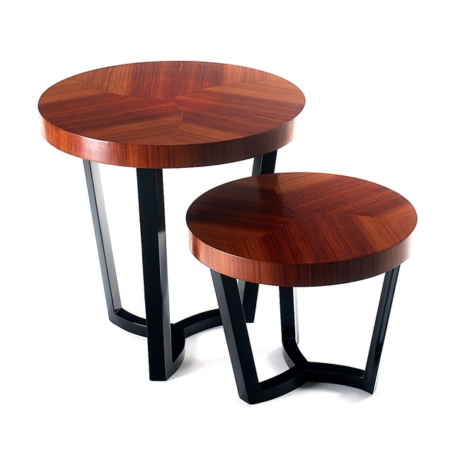 Contemporary Sulivan Nesting Table From Covet Paris For Sale - Image 3 of 3