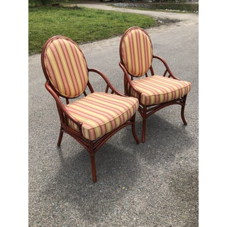 Ficks Reed Bentwood Chairs- A Pair Preview